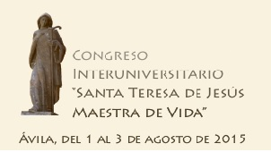 "Video de la conferencia sobre ""Santa Teresa y la Universidad"
