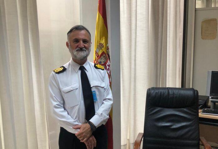 Excmo. Sr. D. Juan Rodríguez Garat, Almirante Director del Instituto de Historia y Cultura Naval