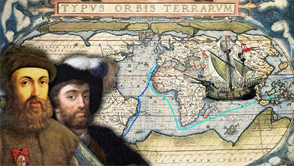 Video presentation about the first circumnavigation in history (1519-1522)
